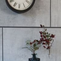 67cm Concrete Grey Stone Sticky Back Vinyl (200-8291) Lengths from 1m to 15m